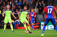Emre Can of Liverpool during the EPL - Premier League match between Crystal Palace and Liverpool at Selhurst Park, London, England on 29 October 2016. Photo by Steve McCarthy.