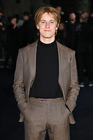 "Louis Hofmann<br /> arriving for the premiere of ""The White Crow"" at the Curzon Mayfair, London<br /> <br /> ©Ash Knotek  D3488  09/03/2019"