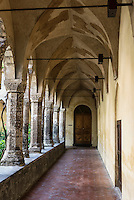 Church and Convent of St. Francis, Sorrento, Italy