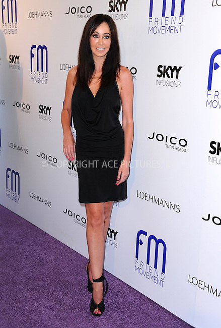 WWW.ACEPIXS.COM<br /> <br /> July 1 2013, LA<br /> <br /> Melanie Mar at the Friend Movement Campaign benefit concert at the El Rey Theatre on July 1, 2013 in Los Angeles, California<br /> <br /> By Line: Peter West/ACE Pictures<br /> <br /> <br /> ACE Pictures, Inc.<br /> tel: 646 769 0430<br /> Email: info@acepixs.com<br /> www.acepixs.com