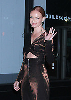 DEC 06 Kate Bosworth Seen In NYC