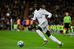 Ferland Mendy of Real Madrid during La Liga match between Real Madrid and Athletic Club de Bilbao at Santiago Bernabeu Stadium in Madrid, Spain. December 22, 2019. (ALTERPHOTOS/A. Perez Meca)