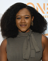 09 March 2019 - Hollywood, California - Daisy Lightfoot. 50th NAACP Image Awards Nominees Luncheon held at the Loews Hollywood Hotel.  <br /> CAP/ADM/BT<br /> &copy;BT/ADM/Capital Pictures