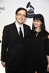 Van Dean and wife attends the 61st Annual Grammy Nominee Celebration at Second on January 28, 2019 in New York City.