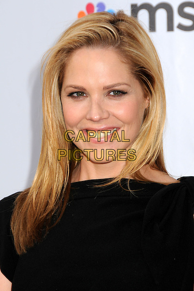 """MARY McCORMACK.The Cable Show 2010 """"An Evening with NBC Universal"""" held at Universal Studios Hollywood, Universal City, California, USA..May 12th, 2010.headshot portrait black.CAP/ADM/BP.©Byron Purvis/AdMedia/Capital Pictures."""