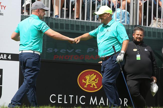 Celebrity Cup 2016<br /> Celtic Manor Resort<br /> 09.07.16<br /> &copy;Steve Pope Fotowales
