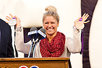 Olympic Medalist Elizabeth Beisel Homecoming 8-8-12
