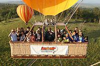 20160216 February 16 Hot Air Balloon Gold Coast