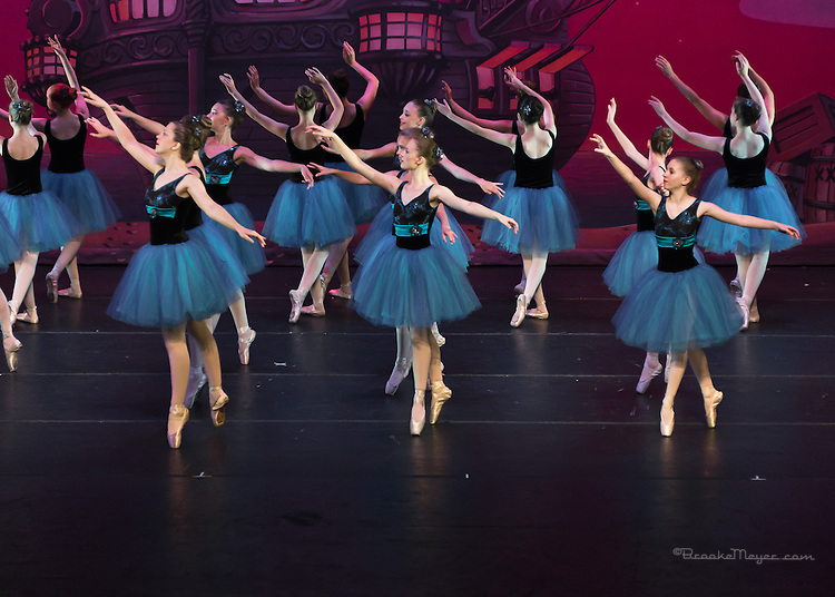 """Saturday Matinee, """"Flight To Neverland"""", the 2013 Annual Recital by the Cary Ballet Conservatory"""
