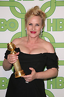 BEVERLY HILLS, CA - JANUARY 6: Patricia Arquette at the HBO Post 2019 Golden Globe Party at Circa 55 in Beverly Hills, California on January 6, 2019. <br /> CAP/MPIFS<br /> ©MPIFS/Capital Pictures