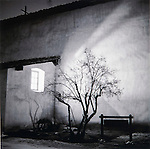 Mary Beth Klauer-Nocturne #2..Mission San Antonio de Padua Portfolio.Photographed April 2011 and published September 2011...