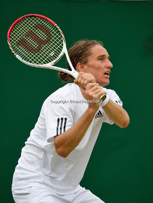28-06-13, England, London,  AELTC, Wimbledon, Tennis, Wimbledon 2013, Day five, <br /> <br /> <br /> <br /> Photo: Henk Koster