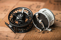 Bozeman Reel's RS Series and S-Handle Classic reels are manufactured in Bozeman, Montana.