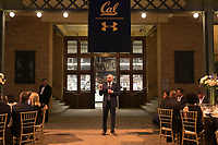 BERKELEY, CA - June 1, 2017: Under Armour Black Tie Gala at Hearst Memorial Mining Building.
