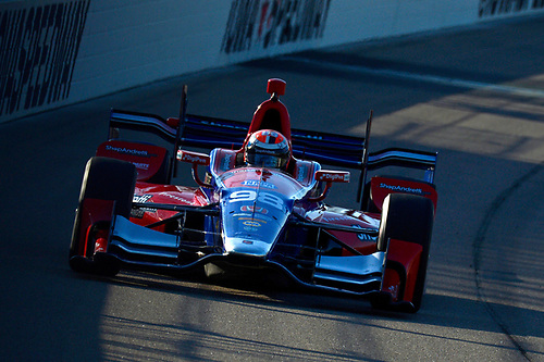 Verizon IndyCar Series<br /> Iowa Corn 300<br /> Iowa Speedway, Newton, IA USA<br /> Saturday 8 July 2017<br /> Alexander Rossi, Andretti Herta Autosport with Curb-Agajanian Honda<br /> World Copyright: F. Peirce Williams<br /> LAT Images