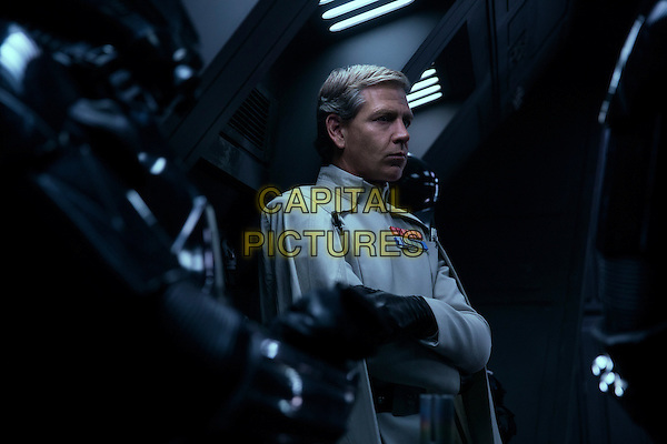 Rogue One: A Star Wars Story (2016)<br /> Director Krennic (Ben Mendelsohn).<br /> *Filmstill - Editorial Use Only*<br /> CAP/KFS<br /> Image supplied by Capital Pictures