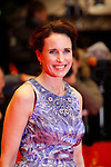 "13 February 2012> Berlin Germany. Actress ANDIE MACDOWELL arrives for the screening of the film ""Jayne Mansfield's Car"" at the 62nd International film festival Berlinale."