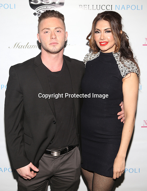 VH1's Dating Naked's Joe Papps and Dr. Tabasum Mir of VH1's The Single's Project Attend The Exclusive After Party of the Real Housewives of New York Premiere Hosted by Dorinda Medley Held at VIP 557