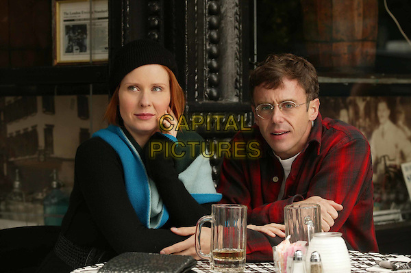 CYNTHIA NIXON & DAVID EIGENBERG.in Sex And The City.Season 6.Filmstill - Editorial Use Only.Ref: FB.www.capitalpictures.com.sales@capitalpictures.com.Supplied by Capital Pictures