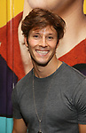 "Thayne Jasperson attends then Broadway Family invite to The Final Dress Rehearsal Of Harvey Fierstein's ""Torch Song"" on October 8, 2018 at the Hayes Theatre in New York City."