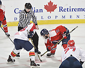 Chilliwack, BC - May 12 2018 - GAME 1 -  	Wellington Dukes vs. Ottawa Jr. Senators during the 2018 RBC Cup at the Prospera Centre in Chilliwack, British Columbia, Canada (Photo: Matthew Murnaghan/Hockey Canada)
