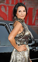 """HOLLYWOOD, CA - OCTOBER 24: Kathrine Narducci attends the premiere of Netflix's """"The Irishman"""" at TCL Chinese Theatre on October 24, 2019 in Hollywood, California.<br /> CAP/ROT/TM<br /> ©TM/ROT/Capital Pictures"""
