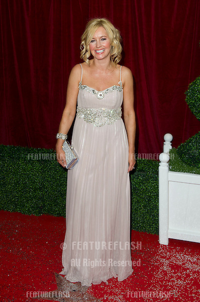 Alexandra Fletcher arriving for the 2012 British Soap Awards , LWT Southbank, London..28/04/2012 Picture by: Simon Burchell / Featureflash