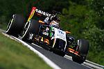 Nico Huelkenberg (GER), Force India Formula One Team<br />  Foto © nph / Mathis