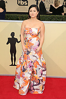 LOS ANGELES, CA - JANUARY 21: Kelly Marie Tran at The 24th Annual Screen Actors Guild Awards held at The Shrine Auditorium in Los Angeles, California on January 21, 2018. Credit: FSRetna/MediaPunch