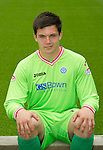 St Johnstone FC...Season 2011-12.Craig Reid.Picture by Graeme Hart..Copyright Perthshire Picture Agency.Tel: 01738 623350  Mobile: 07990 594431