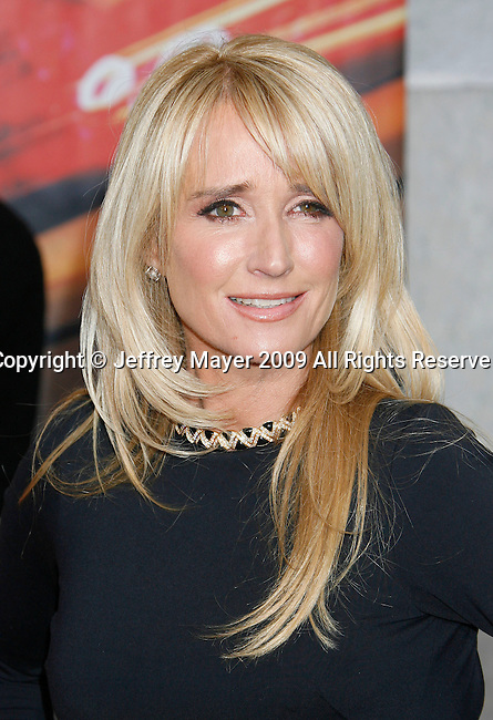 "HOLLYWOOD, CA. - March 11: Actress Kim Richards  arrives at the Los Angeles premiere of ""Race To Witch Mountain"" at the El Capitan Theatre on March 11, 2009 in Hollywood, California."