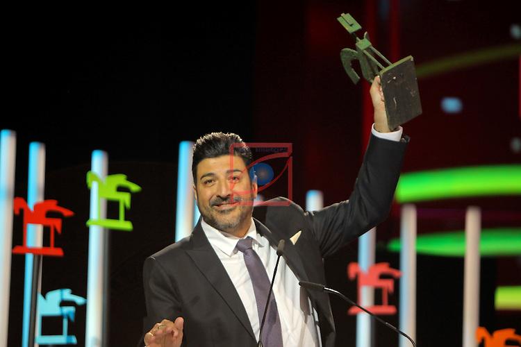 63 Premios Ondas.<br /> Gala de Entrega de los premios.<br /> Tony Aguilar.