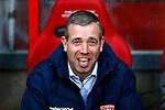 Nederland, Enschede, 18 oktober 2015<br /> Eredivisie<br /> Seizoen 2015-2016<br /> FC Twente-N.E.C. (1-0)<br /> Rene Hake, trainer-coach van FC Twente