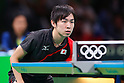 Koki Niwa (JPN), <br /> AUGUST 8, 2016 - Table Tennis : <br /> Men's Singles Preliminary Round 3 <br /> at Riocentro - Pavilion 3 <br /> during the Rio 2016 Olympic Games in Rio de Janeiro, Brazil. <br /> (Photo by Sho Tamura/AFLO SPORT)