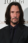 """Keanu Reeves attend the Japan premiere of """"John Wick: Chapter 3 - Parabellum"""" on September 10 in Tokyo, Japan."""