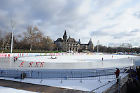 SCHAATSEN: BOEDAPEST: Essent ISU European Championships, 06-01-2012, Citypark Icerink Boedapest, Városligeti Müjégpálya, ©foto Martin de Jong