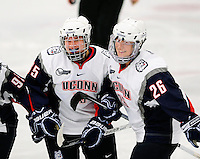 UCONN Women's Ice Hockey vs BU 12/4/09