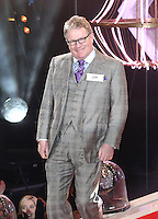 Jim Davidson at Celebrity Big Brother 2014 - Contestants Enter The House, Borehamwood. 03/01/2014 Picture by: Henry Harris / Featureflash
