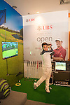 Digital lounge on the sidelines of the 58th UBS Hong Kong Golf Open as part of the European Tour on 08 December 2016, at the Hong Kong Golf Club, Fanling, Hong Kong, China. Photo by Marcio Rodrigo Machado / Power Sport Images