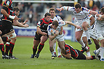 .RaboDirect Pro 12.Newport Gwent Dragons v Leinster..05.05.12.©Steve Pope-Sportingwales