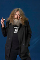 Alan Moore,British writer of comics books such as Watchman,V for Vendetta  at The Edinburgh International  Book Festival 2010 .CREDIT Geraint Lewis