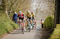 John DEGENKOLB (DEU/Trek-Segafredo)<br /> <br /> 81st Gent-Wevelgem 'in Flanders Fields' 2019<br /> One day race (1.UWT) from Deinze to Wevelgem (BEL/251km)<br /> <br /> ©kramon