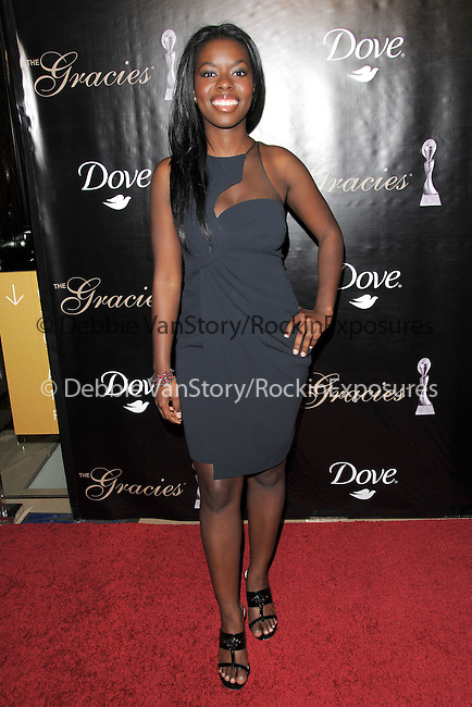 Camille Winbush at the Gracie Awards Gala held at The Beverly Hilton Hotel in Beverly Hills, California on May 25,2010                                                                   Copyright 2010  DVS / RockinExposures