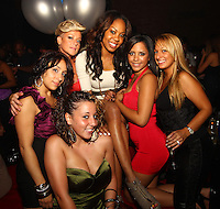 NY Giants Aaron Ross  and his wife  Sanya, teammates and friends celebrating his birthday at Club Amnesia, Manhattan, NY on Monday, September 13, 2010. Photo by Errol Anderson. NY Giants Aaron Ross  and his wife  Sanya, teammates and friends celebrating his birthday at Club Amnesia, Manhattan, NY on Monday, September 13, 2010. Photo by Errol Anderson.