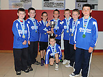 Dromin United under 10 D.S.C.L. League Winners. Photo: Colin Bell/pressphotos.ie