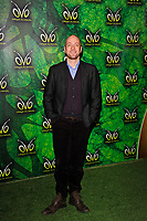 LONDON, ENGLAND - JANUARY 10:  Derren Brown attending 'Cirque du Soleil - OVO' at the Royal Albert Hall on January 10, 2018 in London, England.<br /> CAP/MAR<br /> &copy;MAR/Capital Pictures