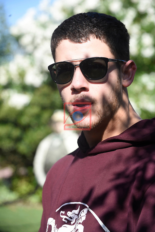 Europe Photo-Calls.<br /> JUMANJI: Welcome to the Jungle.<br /> Nick Jonas.