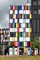 Nederland - Amsterdam - 2019. Amsterdam Noord.  ROC Amsterdam. Foto Berlinda van Dam / Hollandse Hoogte.