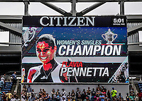 AMBIENCE<br /> <br /> <br /> The US Open Tennis Championships 2015 - USTA Billie Jean King National Tennis Centre -  Flushing - New York - USA -   ATP - ITF -WTA  2015  - Grand Slam - USA  <br /> <br /> &copy; AMN IMAGES