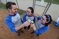 May 6. 2019. University City, CA. | Epic Science's softball team.| Photos by Jamie Scott Lytle. Copyright.